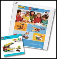 LEGO Education WeDo Software and Activity Pack (2009580)