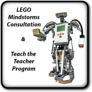 LEGO NXT Mindstorms Consultation & Teach the Teacher Program